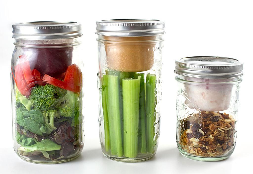 BNTO Canning Jar Lunchbox Adaptor