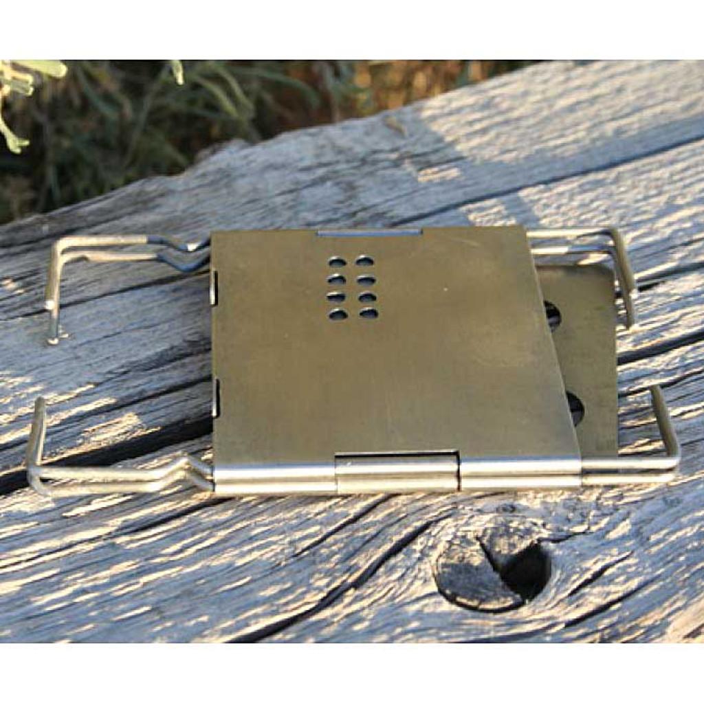 """Firebox 3"""" Nano Titanium Ultralight Stove"""
