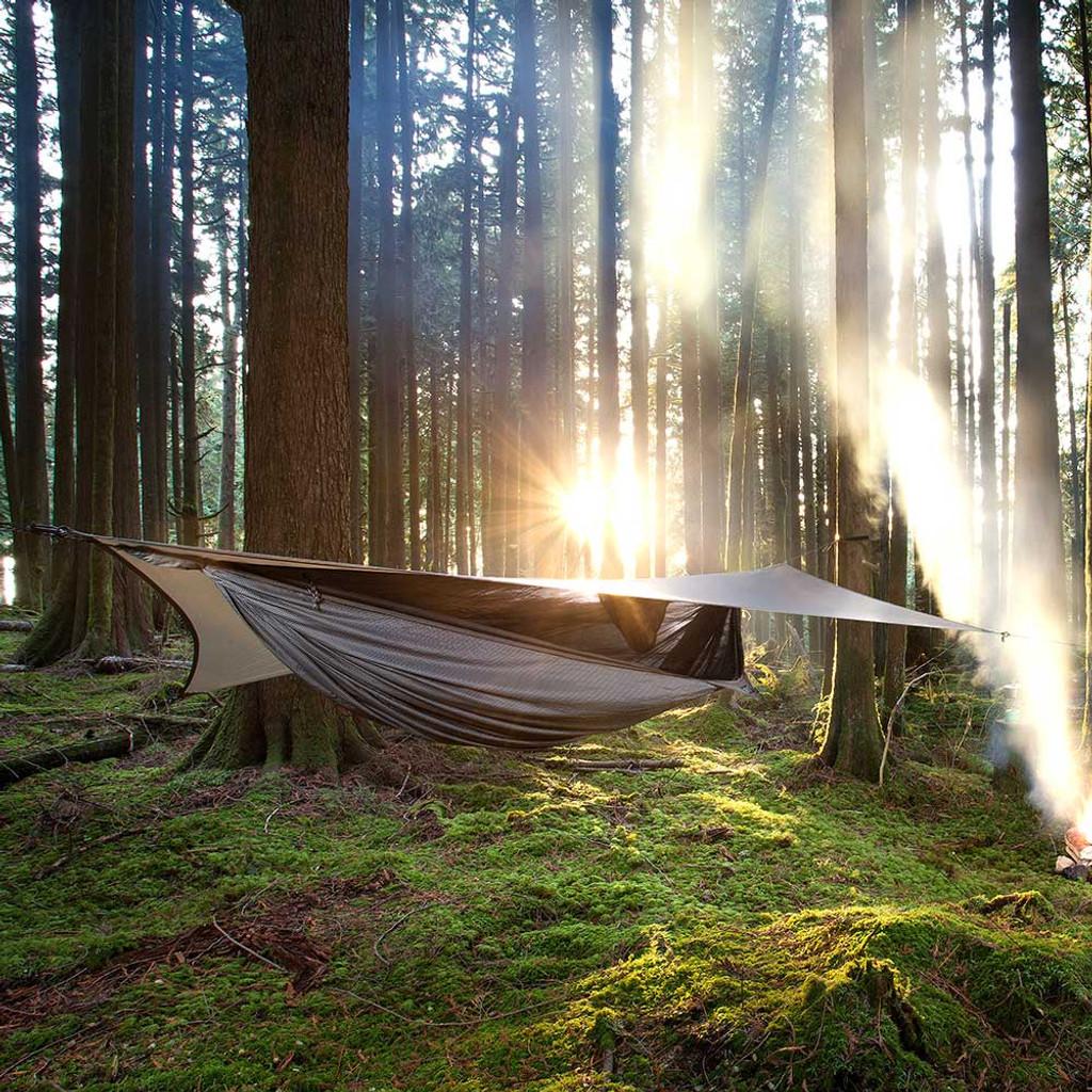 Hennessy Hammock Explorer Deluxe Asym Zip Hammock Tent