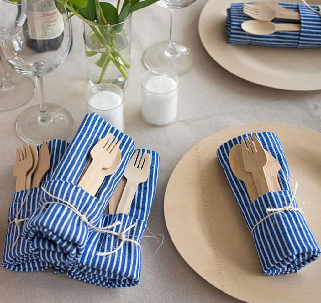 Biodegradable Bamboo Plates - Set of 8 & Biodegradable Bamboo Plates - Set of 8 | Eartheasy.com