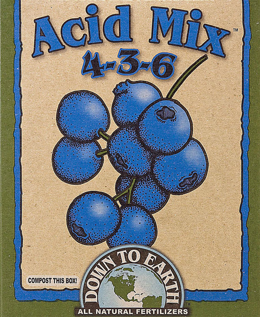 Acid Mix Fertilizer 4-3-6