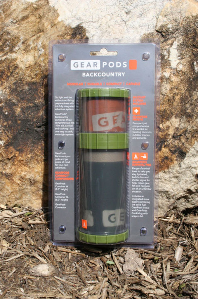 GearPods Backcountry