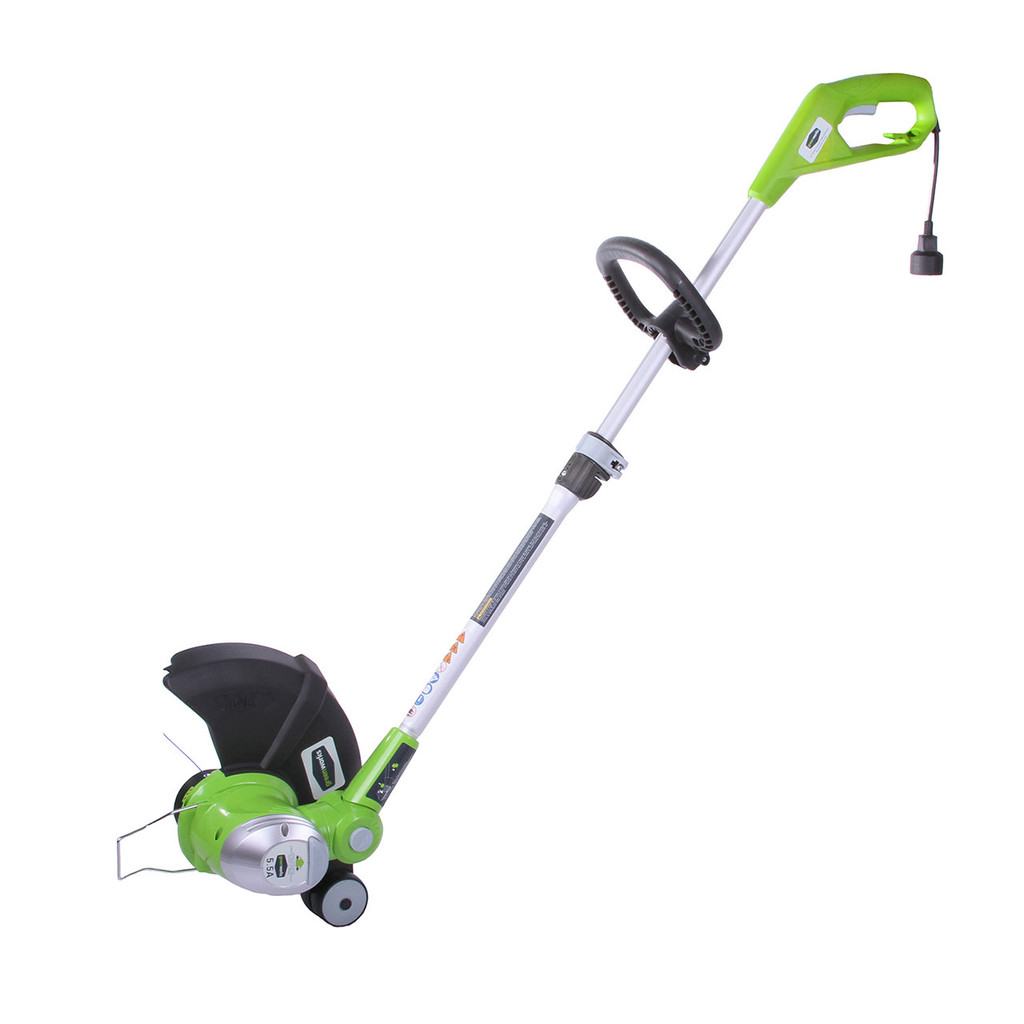 "Greenworks 15"" 5.5 Amp Electric String Trimmer/Edger"