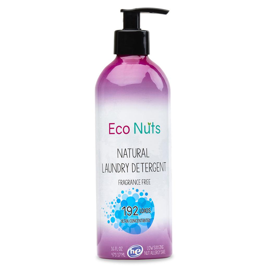 Eco Nuts Natural Liquid Detergent