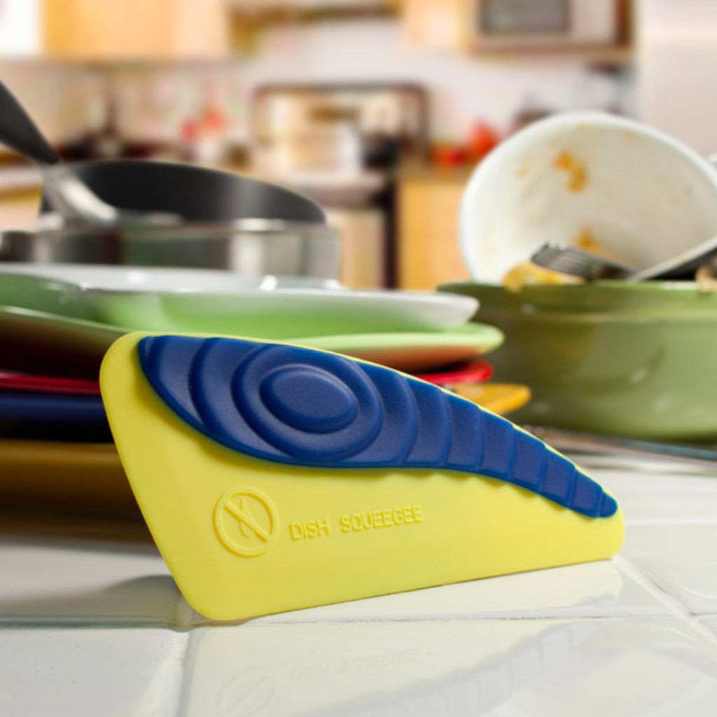 Dish Squeegee