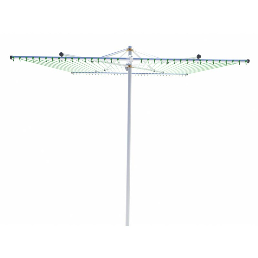 Breezecatcher Parallel Clothes Dryer - Rotary Clothesline