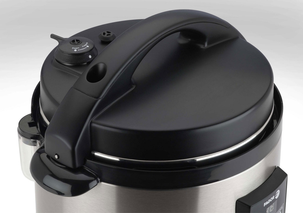 Fagor Stainless Steel 3-in-1 Electric Multi-Cooker - 6 Quart