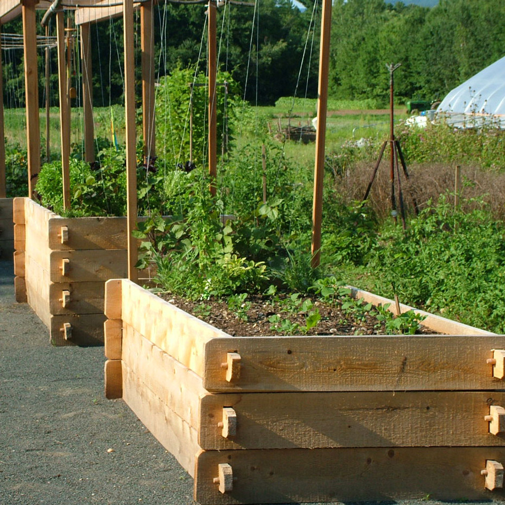 farmstead raised garden bed - Garden Bed