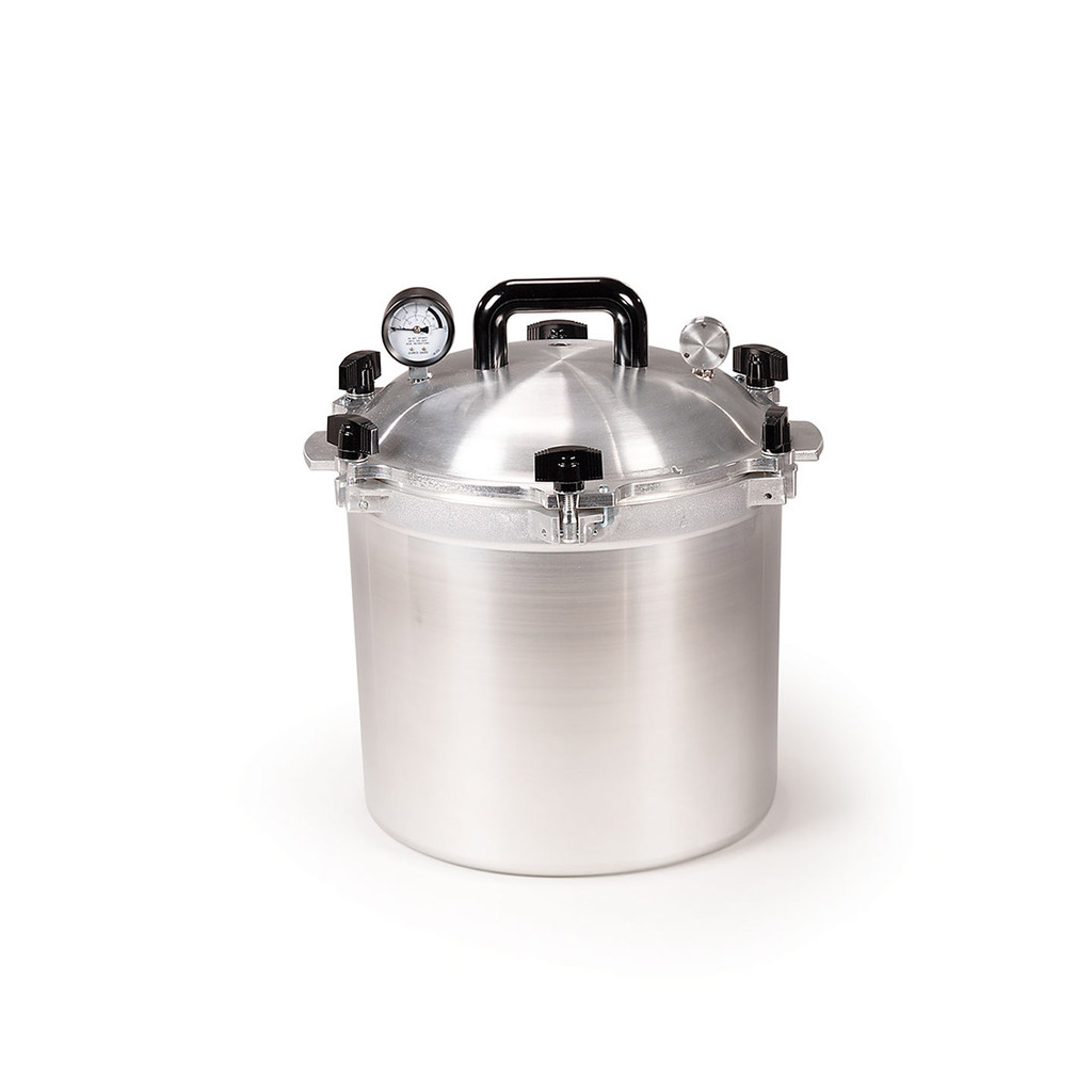 All-American Pressure Canner/Cooker - 21.5 quart