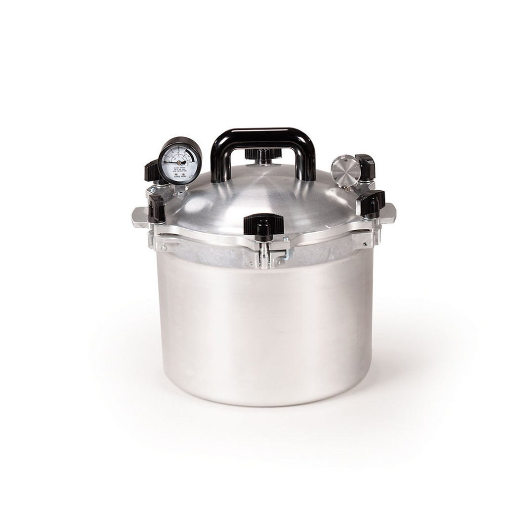 All-American Pressure Canner/Cooker - 10.5 quart