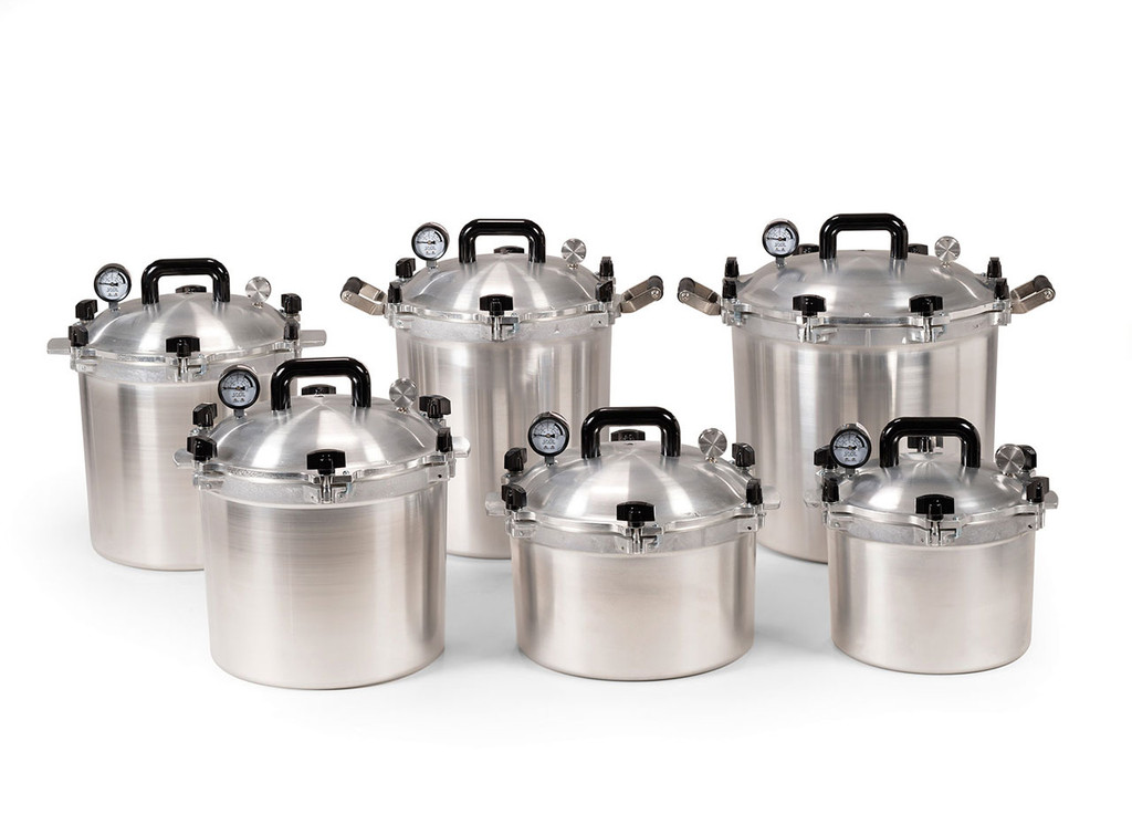 All-American Pressure Canner/Cooker - 15.5 quart