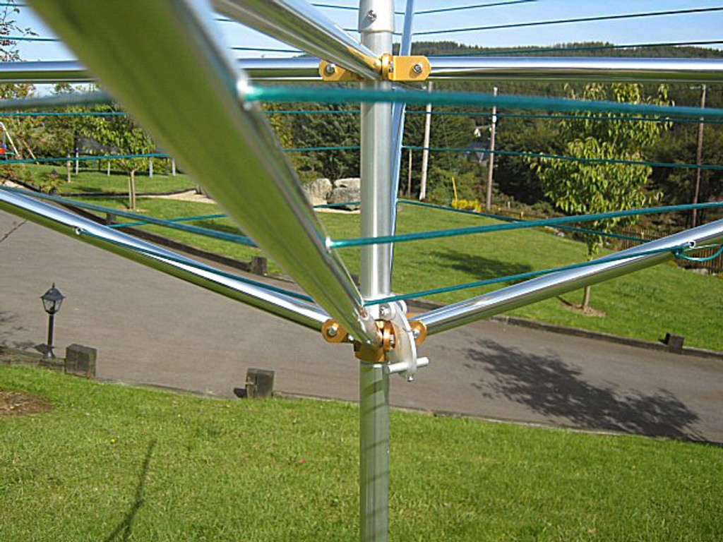 Breezecatcher Clothes Dryer - Rotary Clothesline