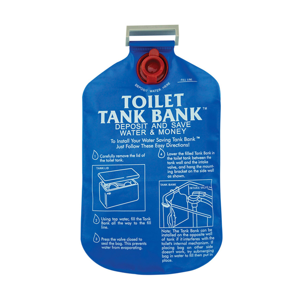 Toilet Tank Bank | Eartheasy.com