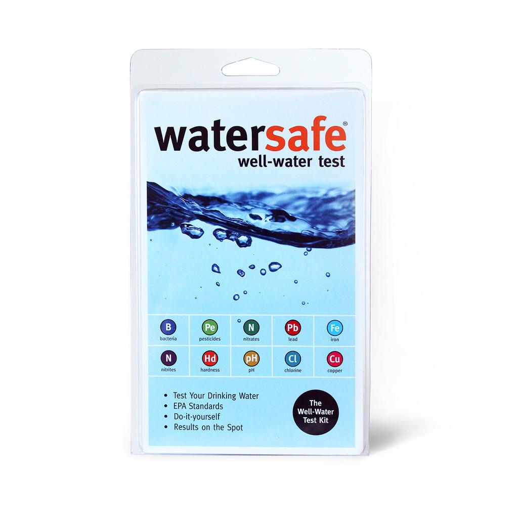 WaterSafe Well Water Test Kit