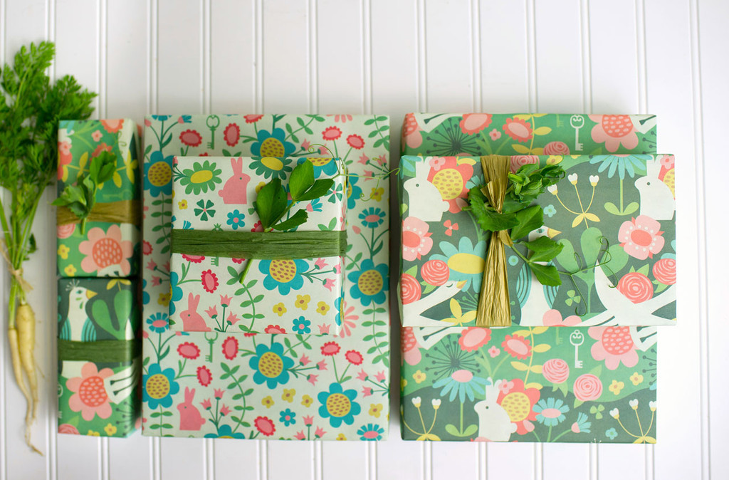Wrappily Eco-Friendly Gift Wraps - All Occasion