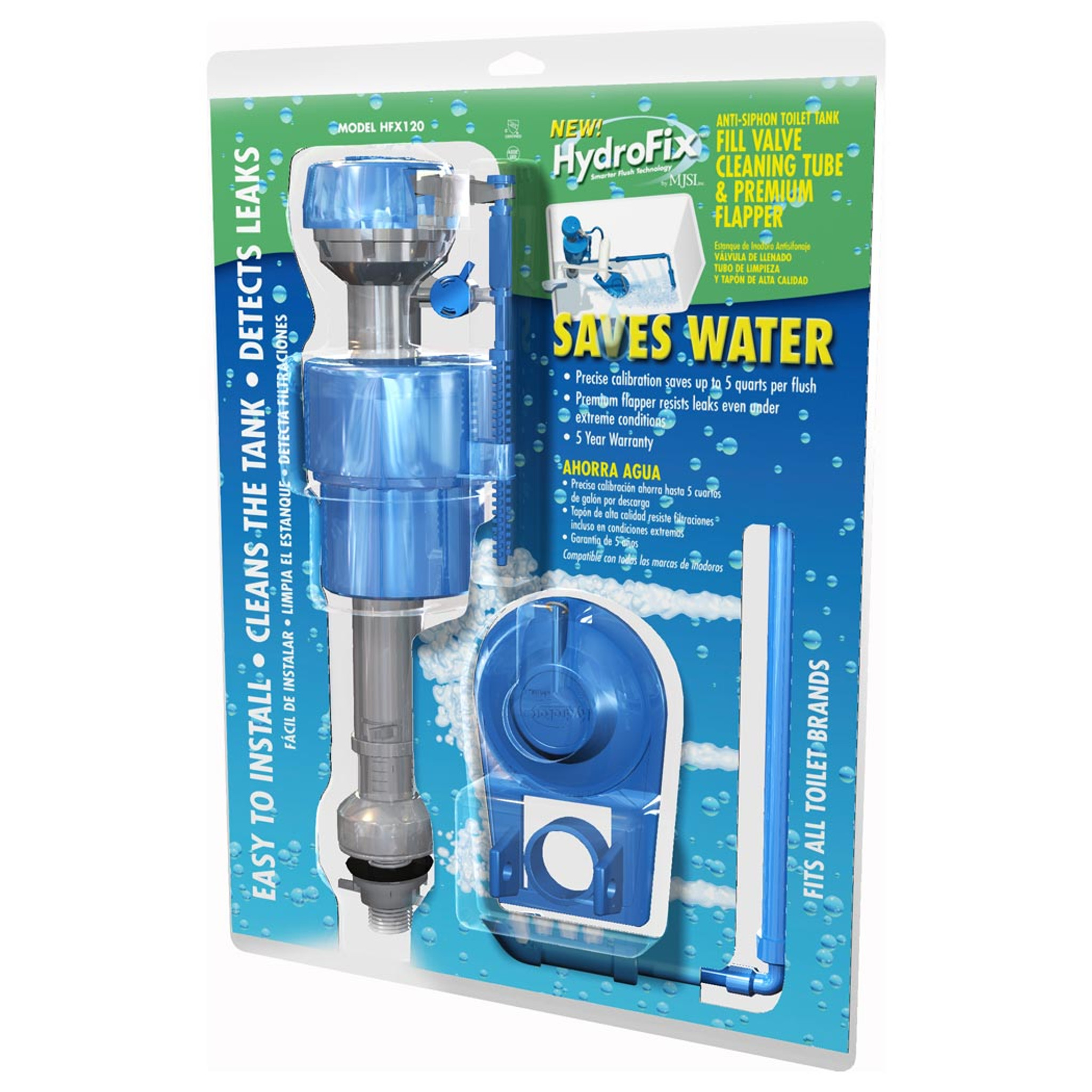 water saver toilet flapper. HydroFix Water Saving Toilet Fill Valve And Flapper Kit  Eartheasy