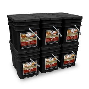 Emergency Food Supply - 1440 Servings (Breakfast and Entree)