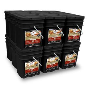 Emergency Food Supply - 2160 Servings (Breakfast and Entree)