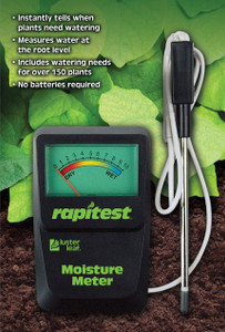 Indoor Soil Moisture Meter