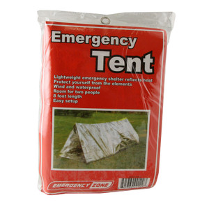 Emergency Zone Reflective Tent