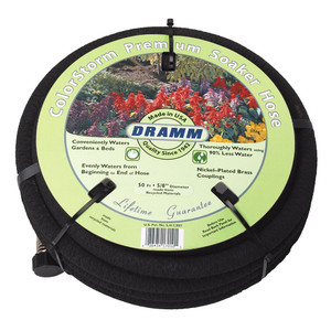 Pro Series Double-Wall Soaker Hose 50' x 5/8""
