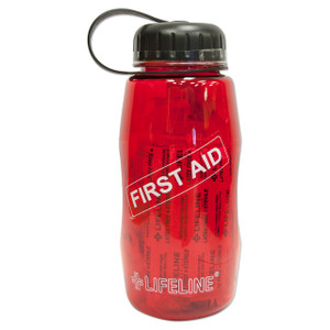 First Aid in a Bottle (Red)
