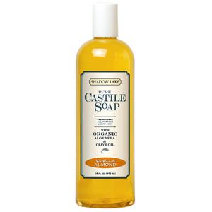 Vanilla Almond Castile Soap