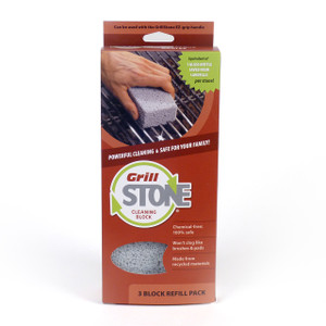 GrillStone Refill Pack