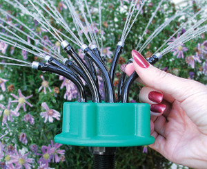 Noodlehead Lawn and Garden Sprinkler