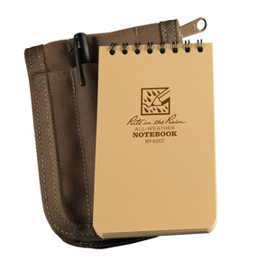All-Weather Tactical Notebook Kit