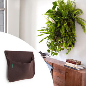 Vertical Gardening Woolly Pocket - Wally One