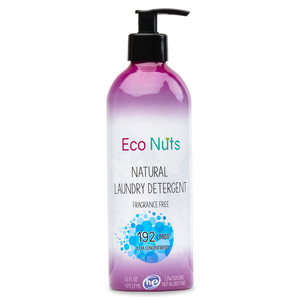 Eco Nuts Natural Liquid Detergent