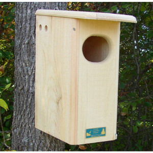 Small Wood Duck House