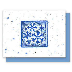 Grow-A-Note Snowflake Box Set - 5 Cards