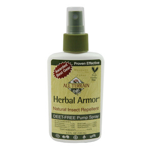 Herbal Armor Insect Repellent Spray