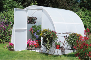 Solexx Early Bloomer Greenhouse Kit 8' x 8' x 6'3""