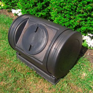 EZ Compost Wizard Jr. 7 Cubic Foot Compost Tumbler