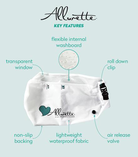 Allurette Washer