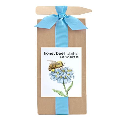 Honeybee Scatter Garden