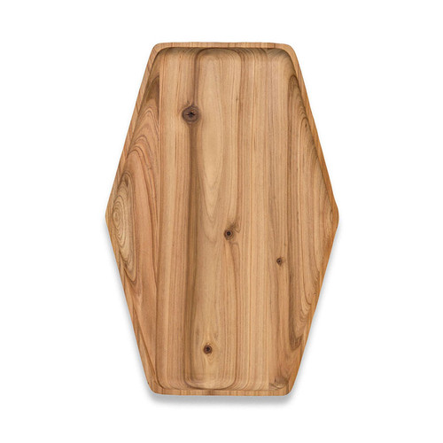 Cedar Wood Serving Tray