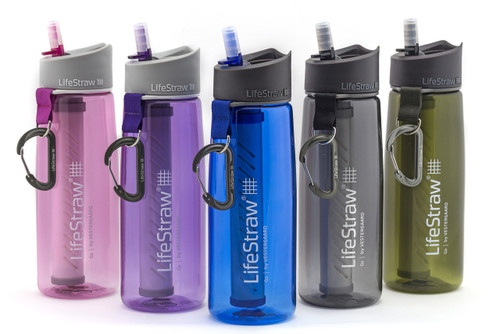 LifeStraw Go with 2-Stage Filtration