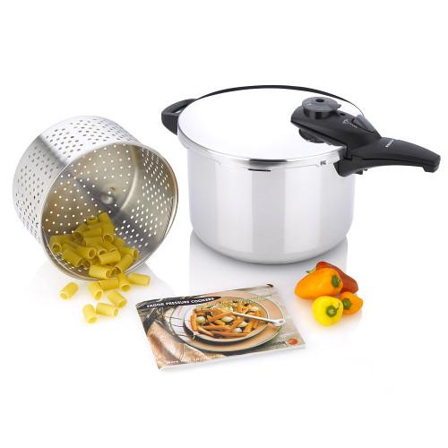 Fagor Innova Pressure Cooker - 6, 8, or 10 Quarts