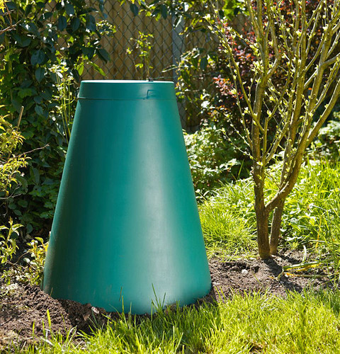 Green Cone Solar Waste Digester