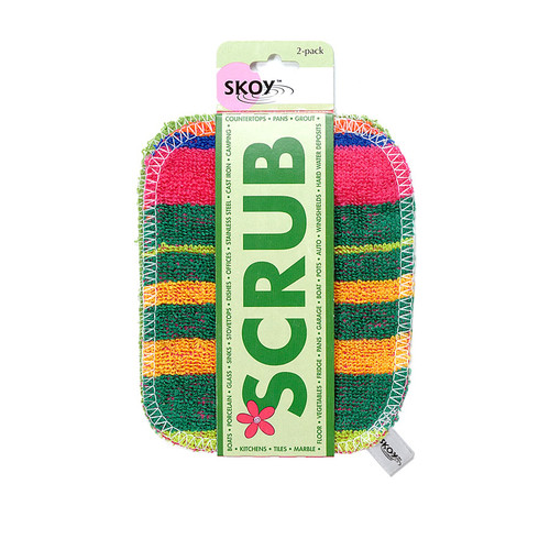 Skoy Scrub 2-Pack