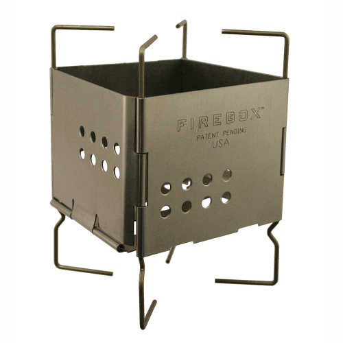 "Firebox 3"" Nano Titanium Ultralight Stove"
