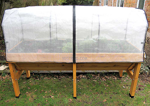 VegTrug Insect, Fleece and Shade Covers