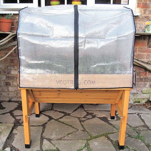 VegTrug Frame and Greenhouse or Shade Cover