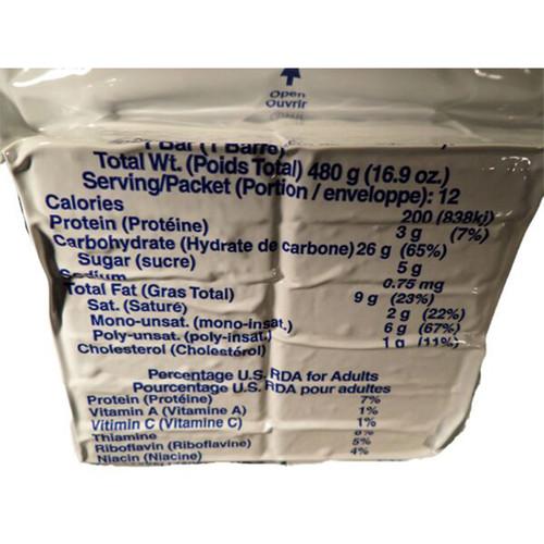 Emergency 2400KCAL Food Ration
