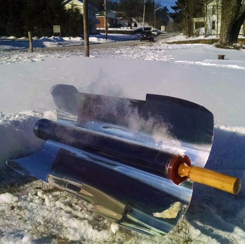GoSun Sport Solar Stove