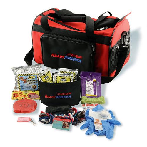 Small Dog Emergency Evacuation Kit